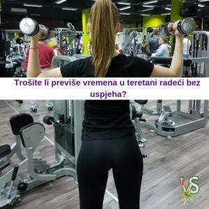Vježbe mogu ozbiljno doprinijeti smanjenju tjelesne težine.